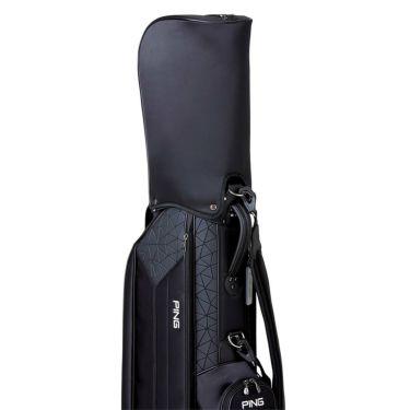 ピン PING ARMADILLO スタンドモデル メンズ キャディバッグ CB-P213 35542-01 Black 2021年モデル 詳細3