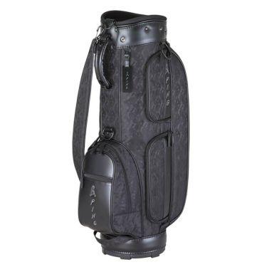 ピン PING PP58 メンズ キャディバッグ CB-U211 35543-01 Black 2021年モデル Black