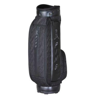ピン PING PP58 メンズ キャディバッグ CB-U211 35543-01 Black 2021年モデル 詳細1