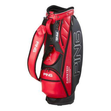 ピン PING BICOLOR バイカラー メンズ キャディバッグ CB-U212 35544-03 Red/Black 2021年モデル Red/Black