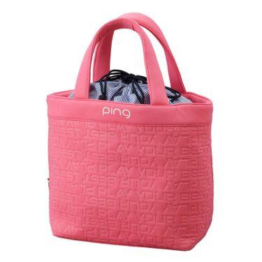 ピン PING レディース ラウンドトートバッグ GB-L211 35531-02 Pink 2021年モデル Pink