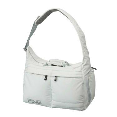 ピン PING メンズ ショルダーバッグ GB-U213 35528-01 White 2021年モデル White
