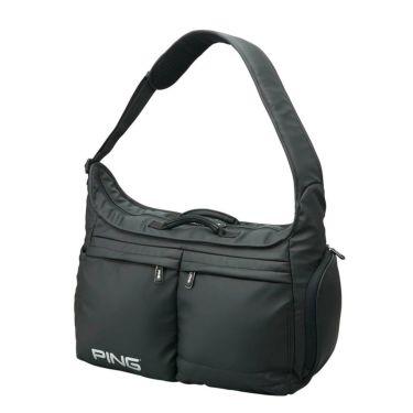 ピン PING メンズ ショルダーバッグ GB-U213 35528-02 Black 2021年モデル Black