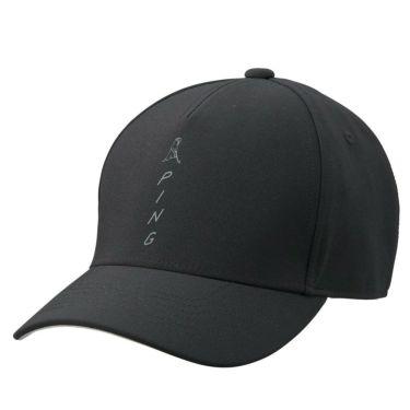 ピン PING PP58 メンズ キャップ HW-U211 35517-01 Black 2021年モデル Black