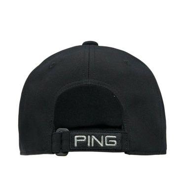 ピン PING PP58 メンズ キャップ HW-U211 35517-01 Black 2021年モデル 詳細1