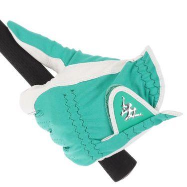 カッパ Kappa ユニセックス 左手用 ゴルフグローブ KGA58GL11 TQ ターコイズ 2020年モデル 詳細1