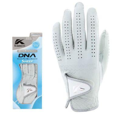 キャスコ DNA SHEEP シープ レディース ゴルフグローブ GF-2012L WH ホワイト 2021年モデル ホワイト(WH)