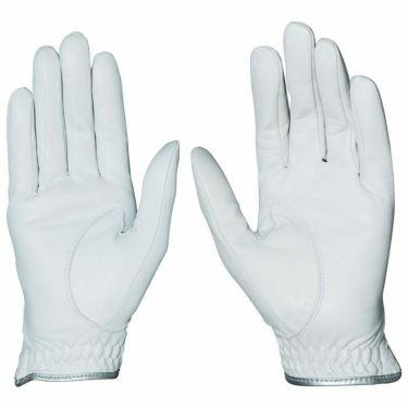 キャスコ DNA SHEEP シープ 両手用 レディース ゴルフグローブ GF-2012LW WH ホワイト 2021年モデル 詳細1