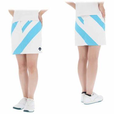 デサントゴルフ JAPAN NATIONAL TEAM プレイングモデル インナーパンツ一体型 ライジング ストレッチ レディース スカート DGWPJE00OP 詳細3