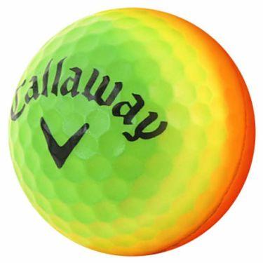 キャロウェイ HX PRACTICE BALLS HX プラクティスボール マルチカラー 9個入 練習用ソフトボール 070021500054A 詳細2