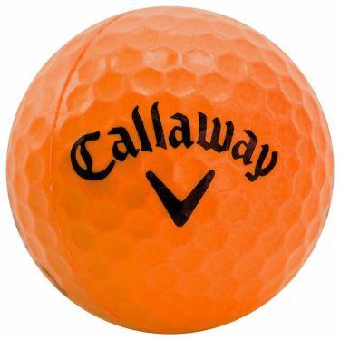 キャロウェイ HX PRACTICE BALLS HXプラクティスボール オレンジ 9個入り 練習用ソフトボール 070021500052 詳細2