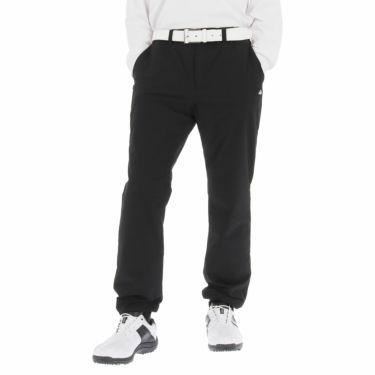 カッパ Kappa メンズ 中綿 ストレッチ 撥水 ジョガーパンツ KG952PA48 [裾上げ対応1●] ブラック(BK)