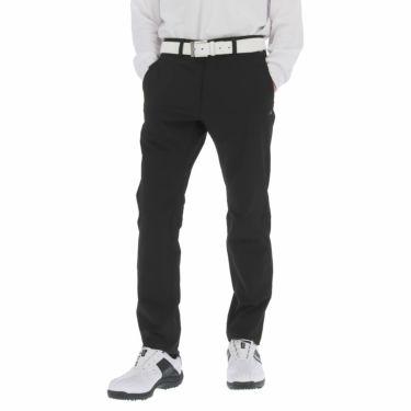 カッパ Kappa メンズ 撥水 ストレッチ ロングパンツ KGA52PA02 2020年モデル [裾上げ対応1●] ブラック(BK)
