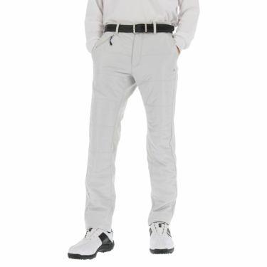 カッパ Kappa メンズ 生地切替 中綿 ロングパンツ KGA52PA09 2020年モデル [裾上げ対応4●] シルバー(SI)