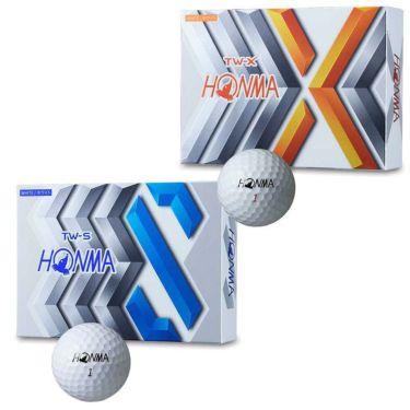 本間ゴルフ TW ゴルフボール 3ダースセット(12球入り×3箱) 2019年モデル