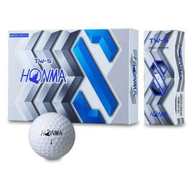 本間ゴルフ TW S ゴルフボール 3ダースセット(12球入り×3箱) 2019年モデル