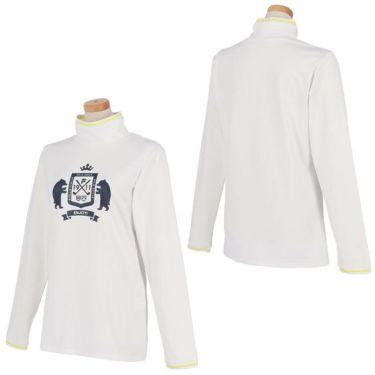フィラ FILA レディース プリントデザイン 裏起毛 長袖 ハイネックシャツ 790-502 2020年モデル 詳細3