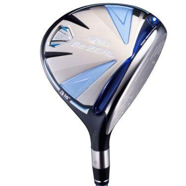 本間ゴルフ レディース BeZEAL ビジール 535 フェアウェイウッド VIZARD for Be ZEAL シャフト 2018年モデル 詳細1