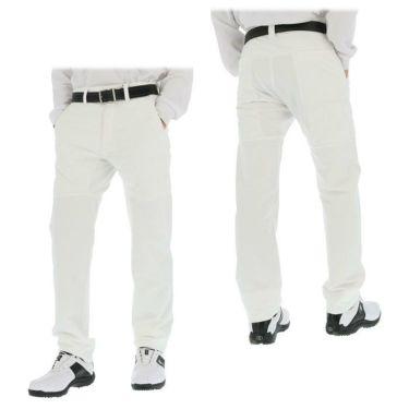 ブリヂストンゴルフ メンズ 生地切替 中綿入り 裏起毛 ストレッチ ストレート ロングパンツ 6GS01K 2020年モデル [裾上げ対応1] 詳細3