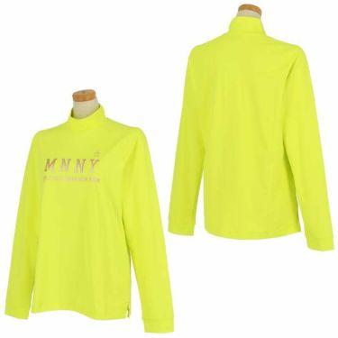 マンシングウェア Munsingwear レディース メタリックプリント 長袖 ハイネックシャツ MGWQJB03 2020年モデル 詳細3