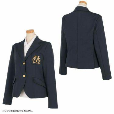 マンシングウェア Munsingwear レディース ストレッチ ラメ刺繍 長袖 ジャケット MLWQGK90 2020年モデル 詳細2