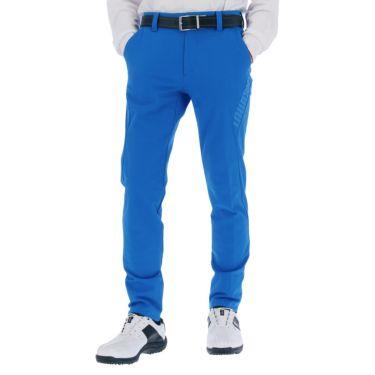 マンシングウェア Munsingwear メンズ ストレッチ 撥水 ロゴプリント ロングパンツ MEMQJD03 2020年モデル [裾上げ対応1] ブルー(BL00)