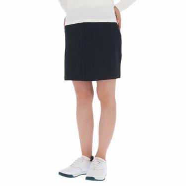 フットジョイ FootJoy レディース ロゴ刺繍 4WAYストレッチ インナーショーツ一体型 スカート FJW-F19-P01 ネイビー(83292)