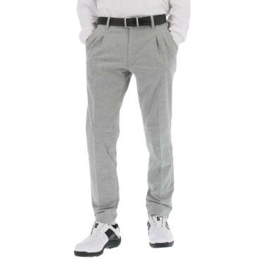 ルコック Le coq sportif メンズ ツータック ストレッチ テーパード ロングパンツ QGMQJD16 2020年モデル [裾上げ対応1●] グレー2(GY02)