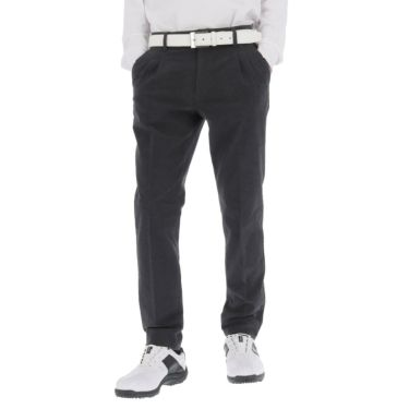 ルコック Le coq sportif メンズ ツータック ストレッチ テーパード ロングパンツ QGMQJD16 2020年モデル [裾上げ対応1●] グレー1(GY01)