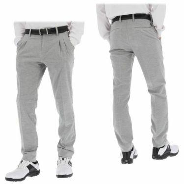 ルコック Le coq sportif メンズ ツータック ストレッチ テーパード ロングパンツ QGMQJD16 2020年モデル [裾上げ対応1●] 詳細3