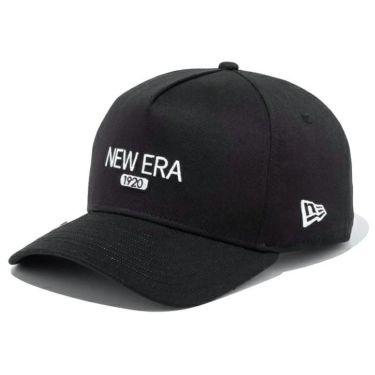 ニューエラ NEW ERA キャップ 9FORTY A-Frame On Par ストレッチコットンウォッシャブル NEW ERA 1920 12855124 ブラック 2021年モデル ブラック(12855124)