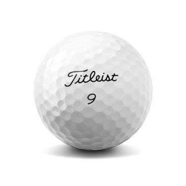 タイトリスト プロV1 リミテッドエディション 2021年モデル ゴルフボール ホワイト 1ダース(12球入り) 詳細2