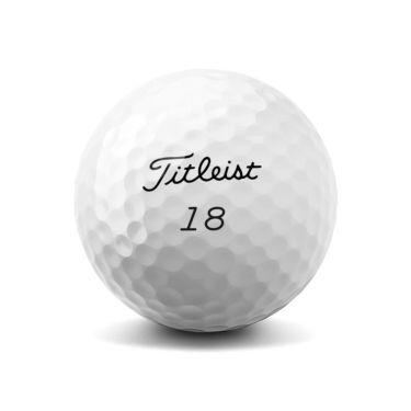 タイトリスト プロV1 リミテッドエディション 2021年モデル ゴルフボール ホワイト 1ダース(12球入り) 詳細3