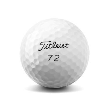 タイトリスト プロV1 リミテッドエディション 2021年モデル ゴルフボール ホワイト 1ダース(12球入り) 詳細5