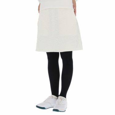 ニューバランスゴルフ レディース SPORT カモフラージュ柄 ストレッチ スカート 012-1234510 2021年モデル ホワイト(030)