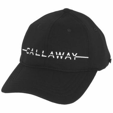 キャロウェイ Callaway レディース バックリボン マスクフック付き キャップ C21291201 1010 ブラック 2021年モデル ブラック(1010)