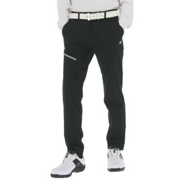 ニューバランスゴルフ メンズ SPORT 撥水 ストレッチ ジョガーパンツ 012-1236001 2021年モデル ブラック(010)