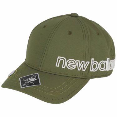 ニューバランスゴルフ SPORT マーカー付き 立体刺繍ロゴ ユニセックス キャップ 012-1287002 181 カーキ 2021年モデル カーキ(181)