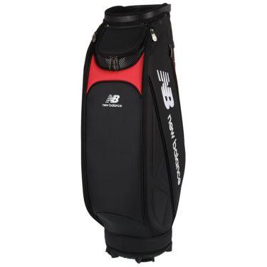 ニューバランスゴルフ SPORT ロゴプリント ユニセックス キャディバッグ 012-1980002 010 ブラック 詳細1