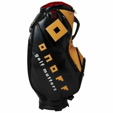 ONOFF オノフ ツアー レプリカモデル メンズ キャディバッグ OB0922 02 ブラック 2022年モデル 詳細3