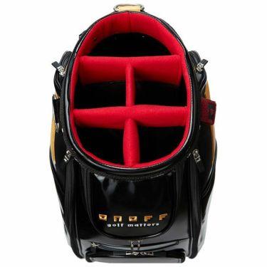 ONOFF オノフ ツアー レプリカモデル メンズ キャディバッグ OB0922 02 ブラック 2022年モデル 詳細5