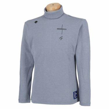デサントゴルフ DESCENTE GOLF メンズ ストレッチ 長袖 タートルネックシャツ DGMSJB14 2021年モデル ブルー(BL00)