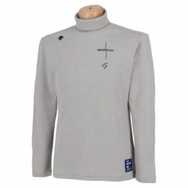 デサントゴルフ DESCENTE GOLF メンズ ストレッチ 長袖 タートルネックシャツ DGMSJB14 2021年モデル グレー(GY00)