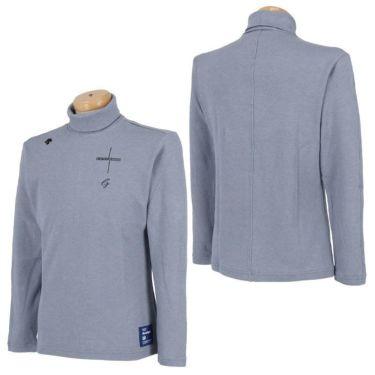 デサントゴルフ DESCENTE GOLF メンズ ストレッチ 長袖 タートルネックシャツ DGMSJB14 2021年モデル 詳細3