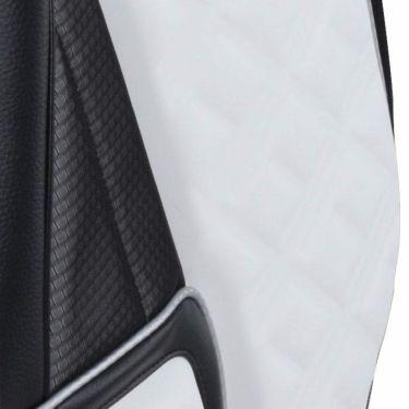 本間ゴルフ アパレルコレクションデザイン メンズ キャディバッグ CB-12007 WH ホワイト 2020年モデル 詳細2