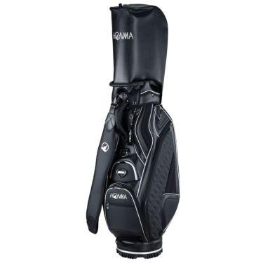 本間ゴルフ アパレルコレクションデザイン メンズ キャディバッグ CB-12007 BK ブラック 2020年モデル ブラック(BK)