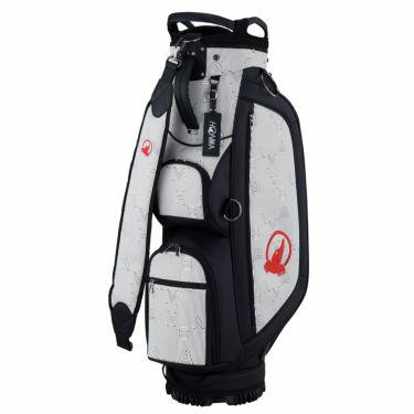本間ゴルフ アパレルコレクションデザイン ユニセックス キャディバッグ CB-12009 BK ブラック 2020年モデル ブラック(BK)