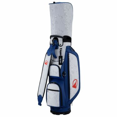 本間ゴルフ アパレルコレクションデザイン ユニセックス キャディバッグ CB-12009 NY ネイビー 2020年モデル ネイビー(NY)
