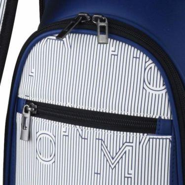 本間ゴルフ アパレルコレクションデザイン ユニセックス キャディバッグ CB-12009 NY ネイビー 2020年モデル 詳細2