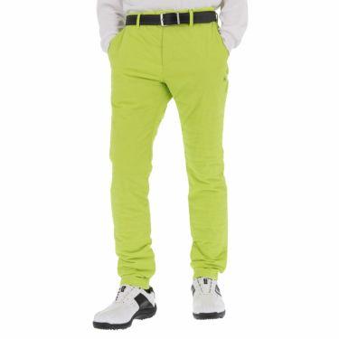 ピン PING メンズ 撥水 ロゴ刺繍 中綿入り ロングパンツ 621-1231004 2021年モデル [裾上げ対応4●] ライトグリーン(130)